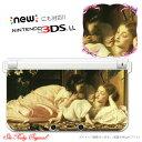 ショッピング3DS 父の日 プレゼント 任天堂 3DS 3DSLL NEW3DS NEW3DSLL NEW2DS NEW2DSLL プロテクトカバー ケース 【クール】 名画 カバー ニンテンドー Nintendo 保護 クリア ハード