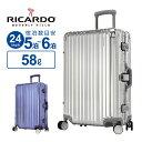 [旧モデル] メーカー保証付 リカルド RICARDO スーツケース キャリーバッグ