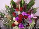 花束1707%OFFクーポン(10200円以上ご購入で)【花束贈呈】【かわいい花束】【おしゃれな花束】【かわった花束】【個性的な花束】