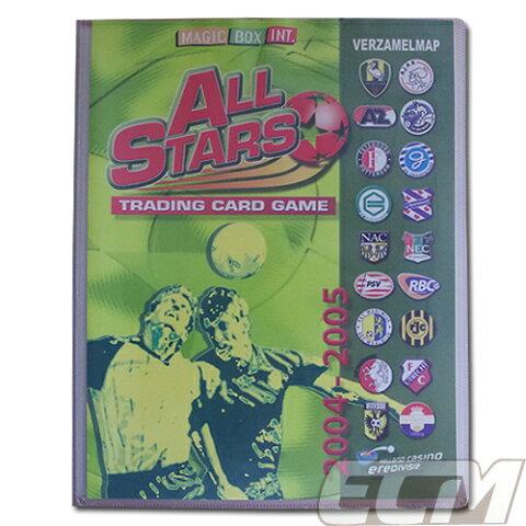 【訳ありSALE】MagicBox社 オランダリーグ ALL STARS 04-05 トレーディングカード コンプリートセット【サッカー/フェイエノールト/アヤックス/PSV/トレカ/小野伸二】CCC0521 C279