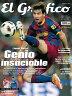 【SALE50%OFF】エルグラフィコ 2011年5月号 表紙:メッシ(FCバルセロナ)【アルゼンチンリーグ/サッカー/MESSI】ネコポス対応可能