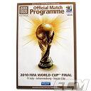 【予約PRO11】2010 FIFAワールドカップ 南アフリカ大会 決勝プログラム(英語版) スペイン代表vsオランダ代表【サッカー/World Cup/スナイデル/イニエスタ/トーレス/ビジャ】