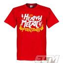 【予約RET01】RE-TAKE Heavy Metal Liverpool II Tシャツ レッド【サッカー/プレミアリーグ/リバプール/Liverpool】...