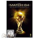 """【予約DFB01】FIFAワールドカップ2014ブラジル大会 ドキュメンタリー DVD """"Match 64""""【サッカー/World cup/アルゼンチン代表/ドイツ代表】"""