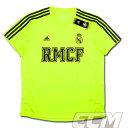 【予約RMD08】【国内未発売】レアルマドリード RMCF 3ストライプ Tシャツ イエロー【サッカー/15-16/スペインリーグ/Real Madrid】 PRM02