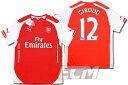 【予約ECM32】アーセナル ホーム 半袖 12番 ジルー【14-15/Arsenal/サッカー/プレミアリーグ】