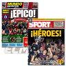【予約ECM14】【国内未発売】FCバルセロナ コパ・デル・レイ2016 優勝翌日現地新聞セット(SPORT & Mundo Deportivo)【FC Barcelona/サッカー/Messi/メッシ/ネイマール】ECM14