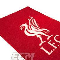 【予約ECM25】リバプール クレスト ラグマット【プレミアリーグ/サッカー/Liverpool】の画像