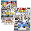 【予約ECM14】【国内未発売】レアルマドリード CL15-16優勝翌日現地新聞セット(MARCA & AS)【Real Madrid/サッカー/Cロナウド/ジダン】ネコポス対応可能RMD01