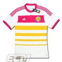 【予約SCO01】【国内未発売】スコットランド代表 アウェイ 半袖 選手仕様【サッカー/14-15/Scotland】0825