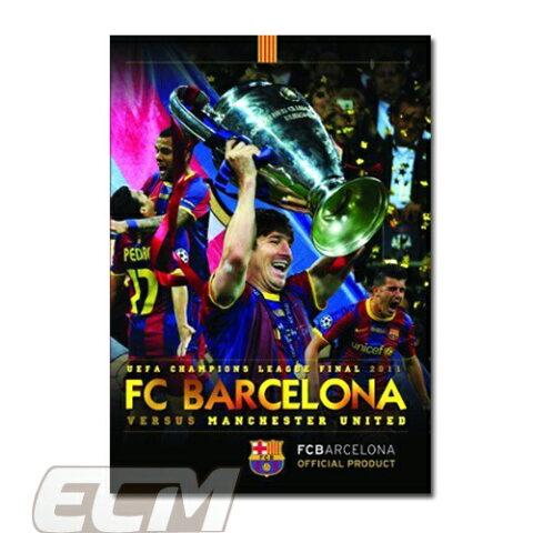 【国内未発売】FCバルセロナ 2011チャンピオンズリーグ 優勝記念DVD (UK版)【サッカー/スペインリーグ/FC BARCELONA/メッシ/MESSI】PRM01