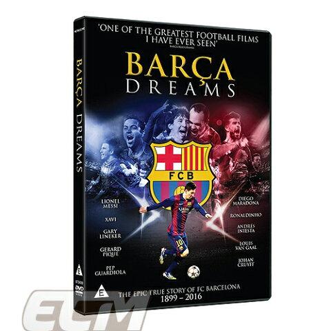 【国内未発売】FCバルセロナ DVD