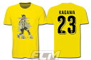 【予約BVB05】ボルシア・ドルトムント 16-17 プレイヤーTシャツ 香川真司【Borussia Dortmundブンデスリーガ/サッカー】ネコポス対応可能