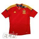 【予約ECM32】【国内未発売】スペイン代表 ホーム 半袖 【サッカー/11-12/Spain/ワールドカップ/ユニフォーム】