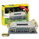 【NAO01】ボルシア・ドルトムント ジグナル・イドゥナ・パルク スタジアム 3Dパズル【Dortmund/ブンデスリーガ/ロイス/サッカー/ヴェストファーレン】お取り寄せ
