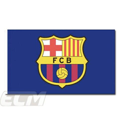 【国内未発売】FCバルセロナ オフィシャルグッズ CC フラッグ【FC BARCELONA/サッカー/スペインリーグ/メッシ】 ECM25 ネコポス対応可能