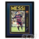 リオネル・メッシ FCバルセロナ 15-16 額入りフォト(PFA625)【サッカー/スペインリーグ/Messi/FC Barcelona】FTO01