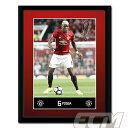 【予約FTO01】ポグバ マンチェスターUTD 16-17シーズン 額入りフォト(PFA682)【サッカー/プレミアリーグ/Rooney/Manchester United】