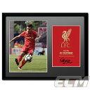 【予約FTO01】コウチーニョ リバプール 16-17 額入りフォト(PFC2285)【サッカー/プレミアリーグ/Coutinho/Liverpool】