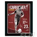 【予約FTO01】キャラガー リバプール レトロ額入りフォト(PFC642)【サッカー/プレミアリーグ/Carragher/Liverpool】