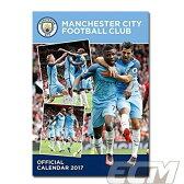 【オススメ】マンチェスター・シティ 2017 A3壁掛けカレンダー(ポスターサイズA3)【プレミアリーグ/Manchester City/アグエロ/シルバ/サッカー】