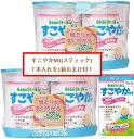 【送料無料】【4缶にスティック7本付】ビーンスタークすこやか...