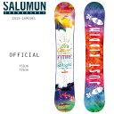 SALEセール メンズ スノーボード SALOMON サロモン OFFICIAL オフィシャル 15-16モデル CC J26