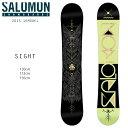 SALEセール スノーボード SALOMON サロモン SIGHT サイト 15-16モデル メンズ CC K12
