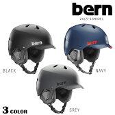 【SALEセール】スノーボード ヘルメット bern バーン WATTS ワッツ CC K18