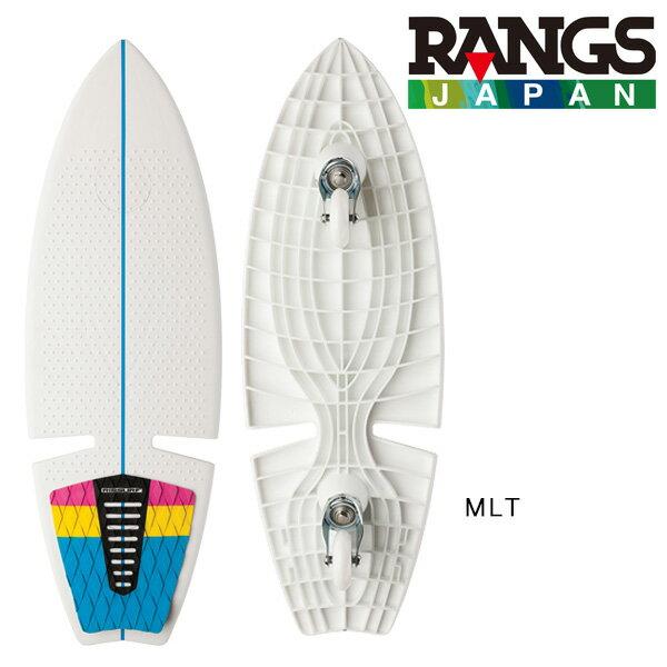 サーフスケートボード RANGS JAPAN ラングスジャパン RIPSURF リップサーフ DD A18