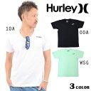 SALEセール 20%OFF メンズ半袖Tシャツ Hurley ハーレー MTSPVALS6 DD1 B27