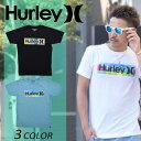 SALEセール Hurley ハーレー Tシャツ メンズ 半袖 トップス Tee オイラーズフィット ONE&ONLY BOX PREMIUM 定番ボックスロゴ...