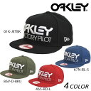 キャップ OAKLEY オークリー × NEW ERA ニューエラ FLTV FP NOVELTY SNAP-BACK 911617 DDF H23