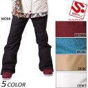 SALE セール 30%OFF スノーボード ウェア パンツ SISTA.J シスタージェイ 67801 16-17モデル レディース DD J25
