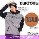 スノーボード パーカー BURTON バートン MB JP CROWN BNDD PO 16-17モデル ムラサキスポーツ限定 メンズ DD J19