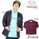 SALE セール 20%OFF メンズ ジャケット DIAMOND ダイアモンド BRILLIANT COACH JK DD3 J7