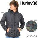 SALE セール 40%OFF メンズ ジャケット Hurley ハーレー MJK0001870 DD3 J15