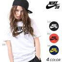 レディース 半袖 Tシャツ NIKE SB ナイキエスビー SB DRI-FIT ロゴ 821947 EE1 A30