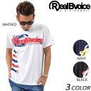 SALE セール 40%OFF メンズ 半袖 Tシャツ Real.B.Voice リアルビーボイス
