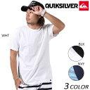SALE セール 20%OFF メンズ 半袖 Tシャツ QUIKSILVER クイックシルバー QST172639M EX2 F11