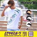 SALE セール 57 OFF ムラサキスポーツ限定 Hurley ハーレー メンズ 半袖 Tシャツ ONE ONLY SLANTED PREMIUM QUICK STRIKE クイックストライク Uネック MTSSOASLF7 EE2 F23 【返品不可】