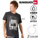 メンズ ハイブリッド 半袖 Tシャツ 水陸両用 QUIKSILVER クイックシルバー QLY171010 EX1 G1