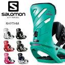 送料無料 スノーボード バインディング SALOMON サロ...