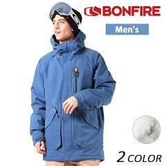 送料無料 SALE セール 40%OFF スノーボード ウェア ジャケット BONFIRE ボンファイアー STRATA INS JKT 17-18モデル メンズ EE K6