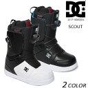 送料無料 SALE セール 20%OFF スノーボード ブーツ DC ディーシー SCOUT スカウト ADYO1000