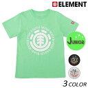 キッズ 半袖 Tシャツ ELEMENT エレメント AI025-208 (130cm〜160cm) FF1 C30