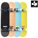スケートボード スケボー デッキ コンプリートセット THREE WEATHER スリーウェザー SBMR2672P GG D5