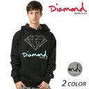 送料無料 メンズ パーカー Diamond Supply C...