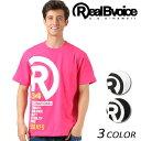 メンズ 半袖 Tシャツ Real.B.Voice リアルビーボイス 10021-10015 FF1 D17