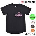 キッズ 半袖 Tシャツ ELEMENT エレメント AI025-301 (130cm〜160cm) FX1 B19